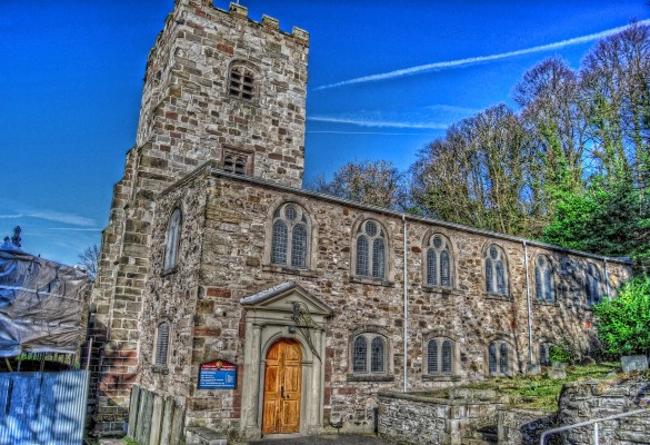 Eglwys Sant Iago / St James's Church - Hawlfraint / Copyright: Stephen 8mm & Other Stuff, Flickr