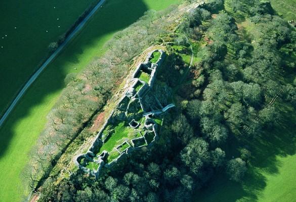 Castell y Bere - c. Cadw, Welsh Government (Crown Copyright)/Cadw, Llywodraeth Cymru (Hawlfraint y Goron)